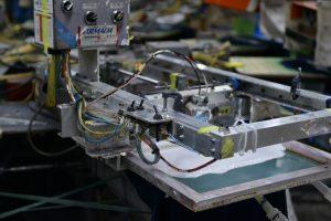 自動印刷機の増設